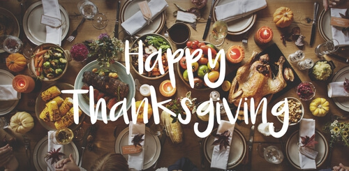 Happy Thanksgiving from Citadel Mortgage